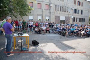 Manifestazione Cotoghiana contro la chiusura delle Poste 2