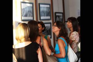 """E' stata inaugurata ieri sera, presso la saletta del Portico, a Carbonia, la mostra """"Memoria"""", nell'ambito della rassegna 12×12."""