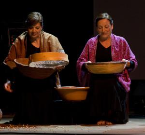 """A Bacu Abis e Sant'Antioco la 2ª e la 3ª serata della rassegna itinerante """"Teatro Civile, Teatro per la Memoria""""."""