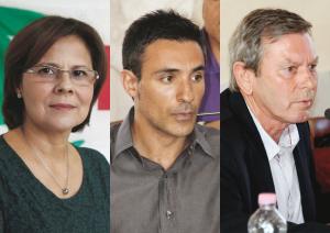 A Carbonia l'assemblea cittadina del PD ha deciso di sospendere dal gruppo consiliare Ignazio Cuccu, Luisa Poggi e Francesco Cicilloni.