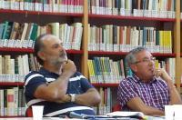 """Presentato ieri a Carbonia il libro di Antonello Deidda, """"Eravamo giovani nel 1967, la storia mai raccontata del Cagliari in America""""."""