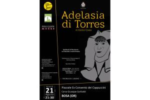 A Bosa risplende il Medioevo con la giudicessa Adelasia di Torres.