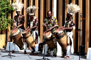 Lo Zambia oggi festeggia il suo National Day a Expo Milano 2015 all'insegna del tema: «Vieni. Produciamo il cibo insieme».