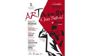 Si svolgerà dal 25 al 30 agosto, a Calasetta, la VI edizione di ARTango&jazz Festival.