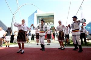 Ieri Expo Milano 2015 ha celebrato il National Day della Repubblica di Moldova.