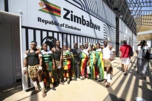 A Expo Milano 2015 le celebrazioni del National Day dello Zimbabwe.