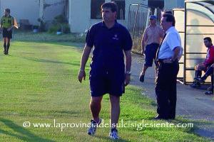 Giorgio Melis è il nuovo allenatore del Tortolì (Eccellenza).