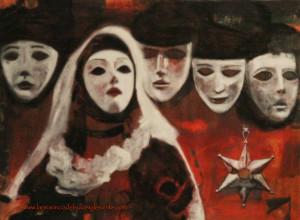 """Sarà visitabile fino a domenica sera, a Carbonia, la mostra """"Immagini Sensibili"""", di Debora Diana, nell'ambito della rassegna 12×12."""
