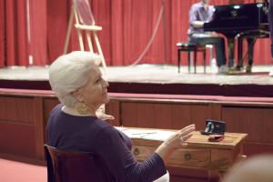 Il soprano Luciana Serra lunedì 31 agosto si esibirà al Teatro Lirico per il festival Le Notti musicali.