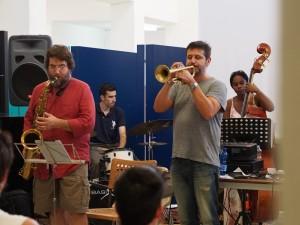 Questa sera a Nuoro, concerto in ricordo di Marco Tamburini con tutti i docenti del Seminario Jazz più Paolo Fresu.
