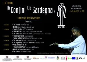 """Il XXX Festival """"AI Confini tra Sardegna e Jazz"""" è impreziosito da un un nutrito programma di eventi collaterali."""