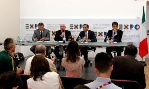Presidente Tavecchio a Expo Milano 2015 3