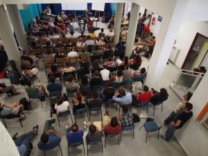 Al via domani, giovedì 20 agosto, a Nuoro, la ventisettesima edizione del Seminario Jazz.