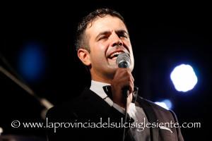 """La """"The Paolo Nonnis Big Band"""" ha chiuso con uno splendido concerto il """"Carignano Music Experience 2015"""", a Calasetta."""