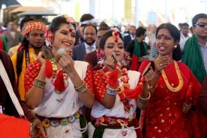 Expo Milano 2015 celebra il National Day del Bangladesh.