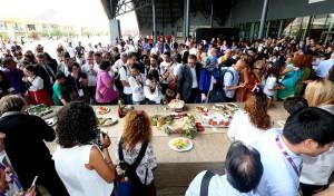 Le religioni del mondo firmano la Carta di Milano.