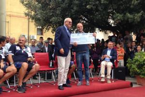 Giornata di sport e solidarietà a Bitti, con il Banco di Sardegna e la Dinamo.