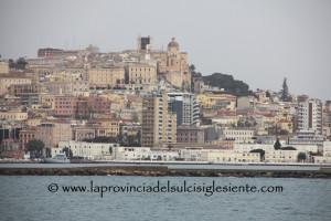 La città di Cagliari ha vinto l'Oscar come migliore meta turistica italiana 2016.