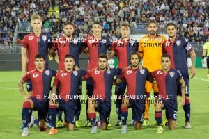 Il Cagliari 2015/2016.