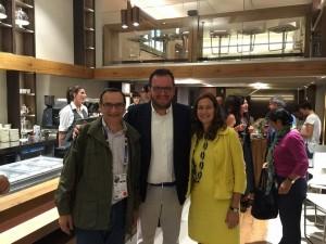 A Expo Milano 2015, successo oltre ogni aspettativa, per gli eventi organizzati da Copagri Sardegna.