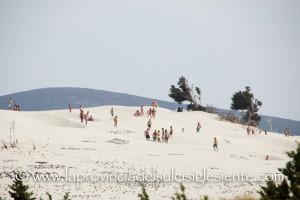 Folla alle dune 1