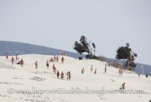 Le dune di Teulada.