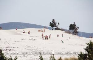 Folla alle dune 5
