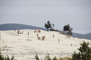 Folla alle dune 6