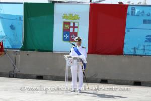 Il 7 settembre si svolgerà il passaggio di consegne al Comando dell'Ufficio Circondariale Marittimo di Portoscuso, tra il tenente di vascello Rocco Chiuri ed il tenente di vascello Paolo Renzi.