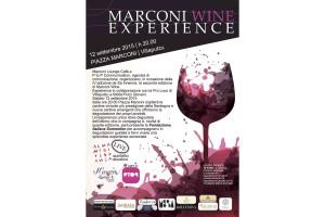 Le stelle del vino sabato 12 settembre, al 2° Marconi Wine Experience, a Villaputzu.