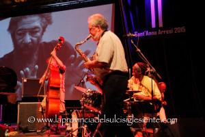 """Il Festival """"Ai confini di Sardegna e Jazz"""" al giro di boa con il solo di Graham Haynes e l'omaggio del Large Ensemble di Evan Parker a Butch Morris."""