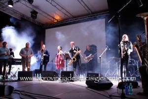 """Si è conclusa ieri sera, con una travolgente esibizione della Fire! Orchestra, la XXX edizione del festival """"Ai Confini Tra Sardegna e Jazz""""."""
