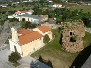 """Da oggi a domenica sarà possibile visitare il nuraghe Arresi, durante lo svolgimento del festival """"Ai confini tra Sardegna e Jazz""""."""