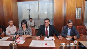 La macchina regionale è completamente operativa da ieri per il codice rosso diramato su tutta la Sardegna dalla Protezione civile.