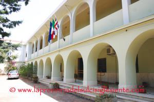 Carbonia avrà 5 corsi di laurea per gli studenti sulcitani, nella sede di via Fertilia dell'ex provincia di Carbonia Iglesias.