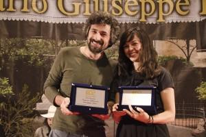 Maurizio Torchio e Mariagiorgia Ulbar (foto di Alessandro Loddi)