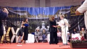 XXX Premio Dessi - Piera Degli Esposti ric eve il premio speciale della giuria (s)