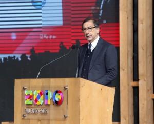 Il BIE Day celebra il grande successo di Expo Milano 2015.