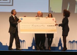 BIE Day, a Expo Milano 2015 sono stati consegnati i premi ai padiglioni dei Paesi.