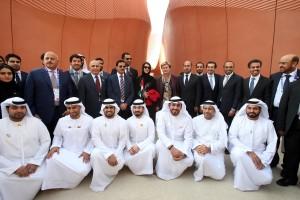 Con lo sguardo a Dubai 2020: Expo Milano 2015 celebra il National Day degli Emirati Arabi Uniti.