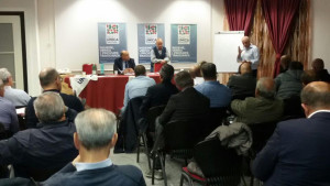 Nominati a Tramatza gli 8 coordinatori provinciali di Italia Unica, il movimento guidato da Corrado Passera.