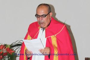 Don Luigi Sulas è il nuovo cappellano dell'ospedale Sirai di Carbonia.