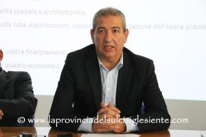 Interviste ai candidati a sindaco del comune di Carbonia: oggi parla il sindaco uscente, Giuseppe Casti.