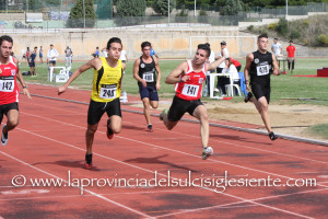 Una giornata di festa dell'atletica leggera ieri al XVI Meeting Città di Carbonia.
