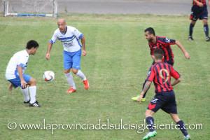 """Il Carbonia """"vola"""" anche in Coppa Italia, eliminato l'Atletico Narcao, nei quarti sfiderà la Dorgalese."""