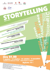 Storytelling Locandina