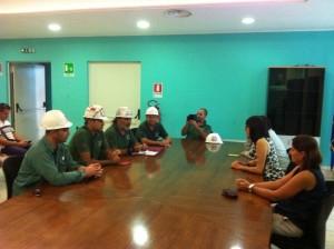 incontro con assessore e staff assessorato ambiente