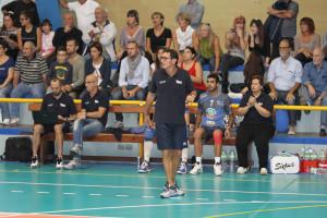 Ancora una sconfitta per la VBA/Olimpia questa sera al Palazzetto dello sport di Sant'Antioco, 0 a 3 con la Pallavolo Carpi.