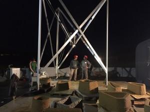 A Terra Mobile mercoledì arriva per la prima volta a Cagliari la Big Delta, la stampante 3D capace di produrre elementi per l'edilizia.