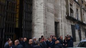 Il Consiglio regionale della Sardegna si è riunito a Roma per sostenere la vertenza energetica.